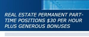 Positions available! $30 per hour plus Generous Bonuses